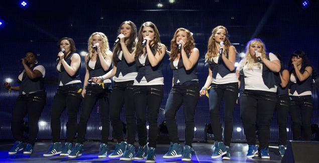 "Trailer ""Pitch Perfect 3"" Tampilkan Proses di Balik Layar"