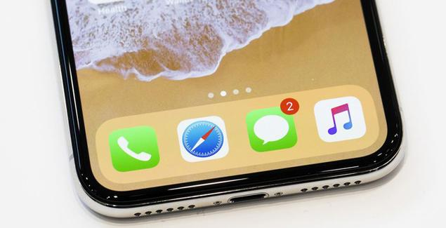Apple Diam-diam Bikin iPhone X Kelir Emas